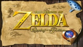 Overture - The Legend of Zelda: Symphony of the Goddesses