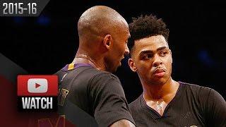 Kobe Bryant & D