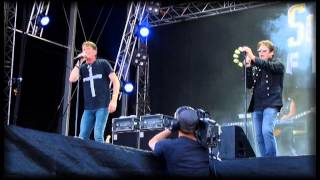 Survivor - Eye of the tiger (Live SRF 2013)