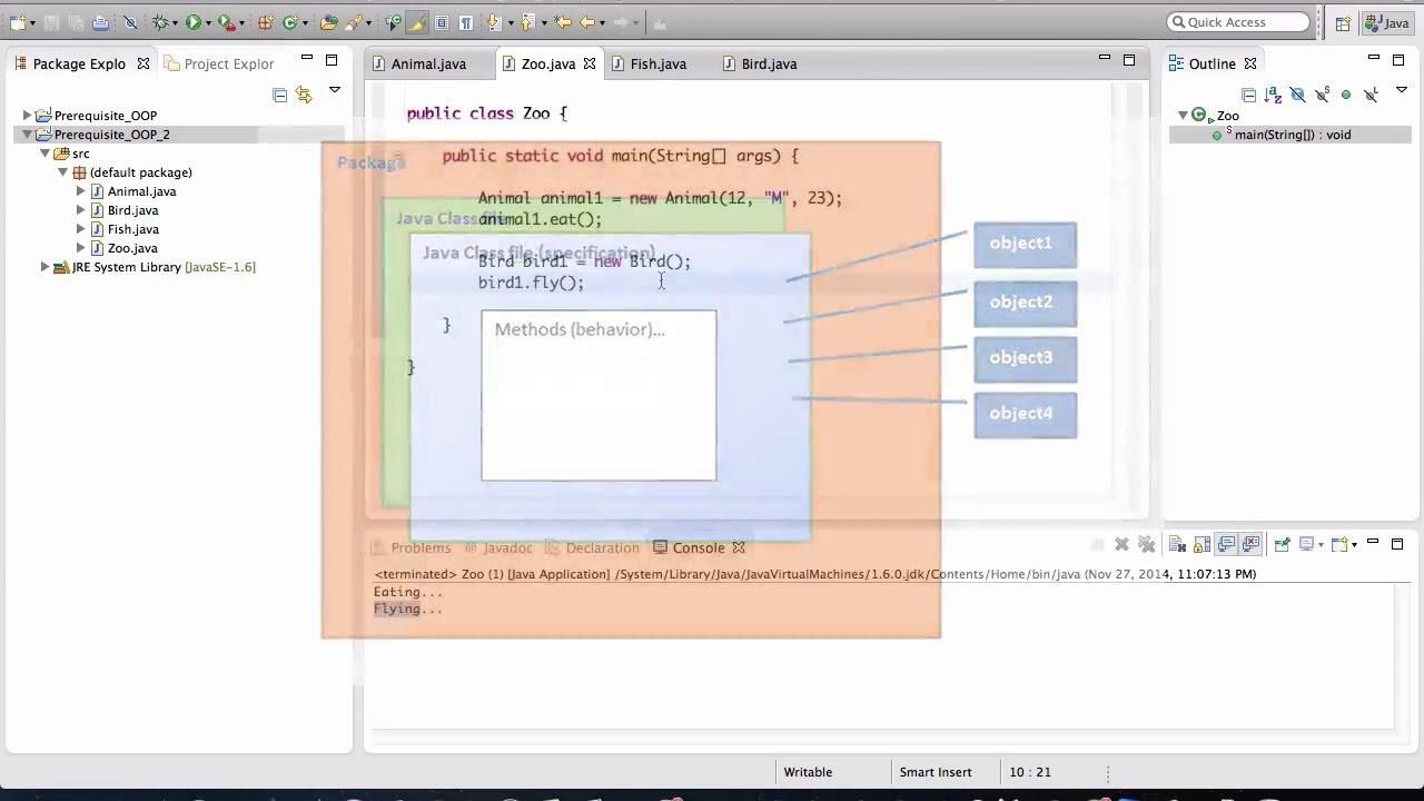 Java oop basics 25 program structure youtube java oop basics 25 program structure baditri Image collections
