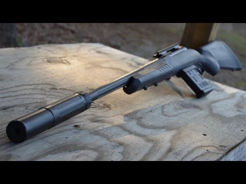 Savage 110 Tactical w/Accustock