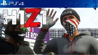 🔴Sponsors Squad Games - 80 WINS! - H1Z1 PS4 GAMEPLAY !Giveaway