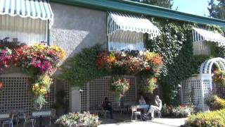 Buchart Gardens and Victoria British Columbia