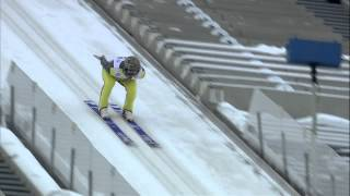 Todd Lodwick - Nordic Combined Olympic Team Trials - Jump - U.S. Ski Team