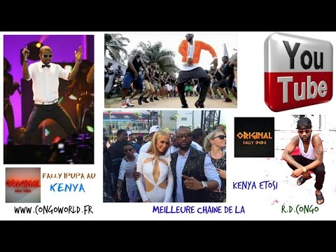 FALLY IPUPA - ORIGINAL  LIVE MAGIC AU STUDIO DE CITIZEN TV AU KENYA