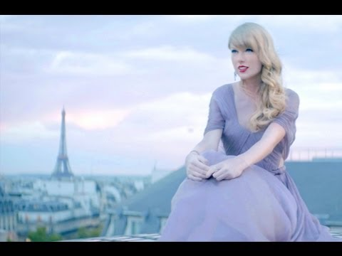 Taylor Swift - Begin Again Music Video Makeup & Hair!