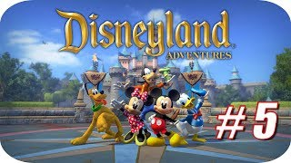 Disneyland Adventures - Gameplay Español - Capitulo 5 - Ayudando a Stitch en Tomorrowland