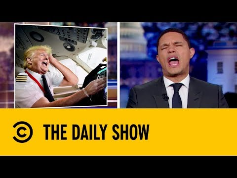 Did Trump Commit Obstruction Of Justice? | The Daily Show with Trevor Noah