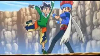 Beyblade Metal Masters - Gingka vs Masamune