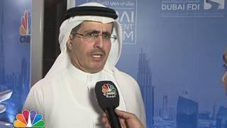 الطاير لـ CNBC عربية: 65 مليار درهم حجم استثمارات دبي في الطاقة النظيفة