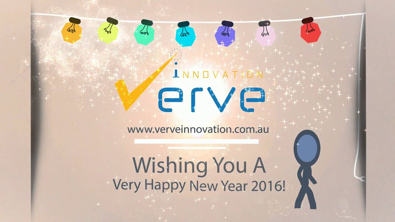 verve innovation new year greetings 2016 hd