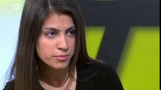 فتاة أيزيدية اغتصبها عناصر من داعش:
