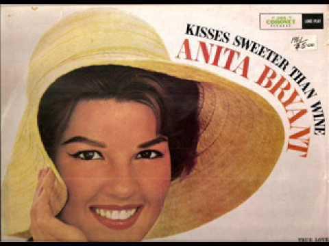 Anita Bryant ~ Please Help Me,I'm Falling (Vinyl)