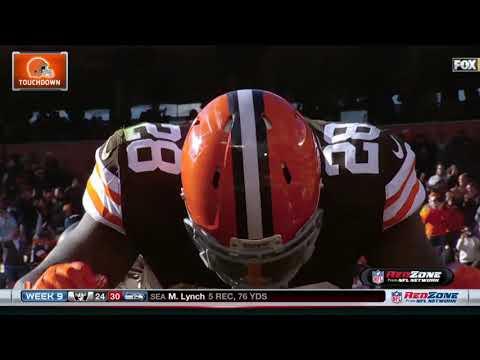NFL RedZone Every Touchdown 2014 Week 9