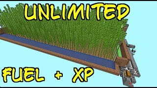 Unlimited Fuel + XP even when OFFLINE! (22,000 bamboo/h) | 1.14 snapshot