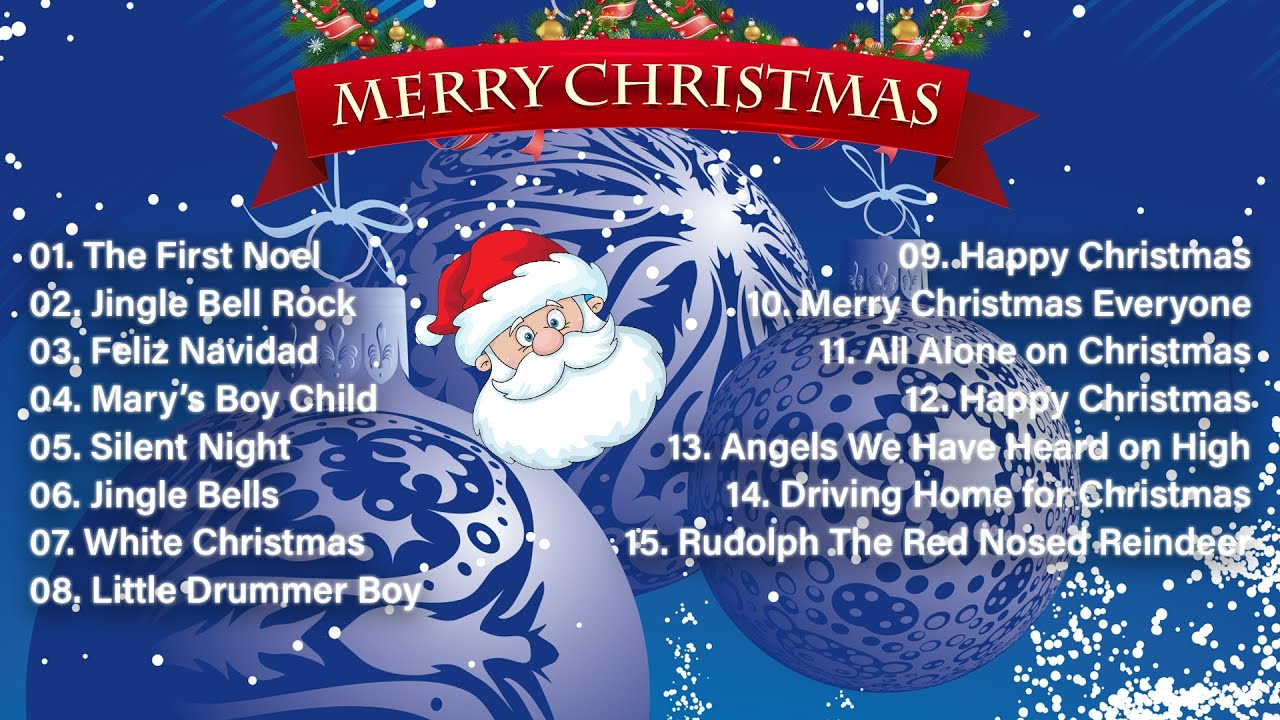 Christmas Music 2020 Best Christmas Songs Playlist Classic Christmas Songs Mix Youtube