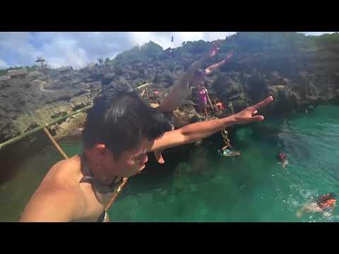exploring carabao island