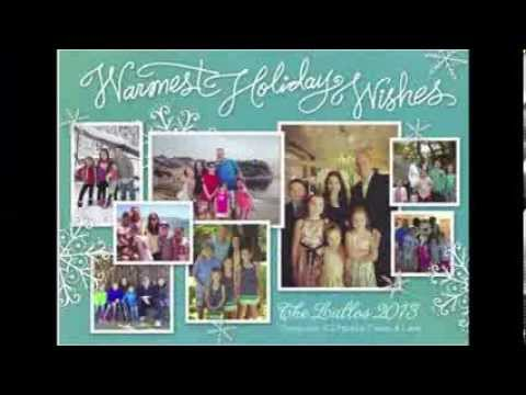2013 Year in Review - Lallo Family Virtual Christmas Card