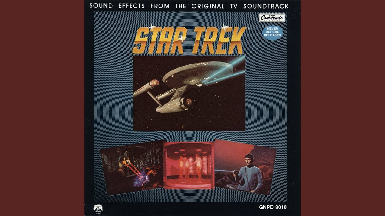 Hear 13 iconic Star Trek sounds of the late Douglas