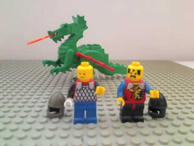 Ridder Martijn en ridder Koen