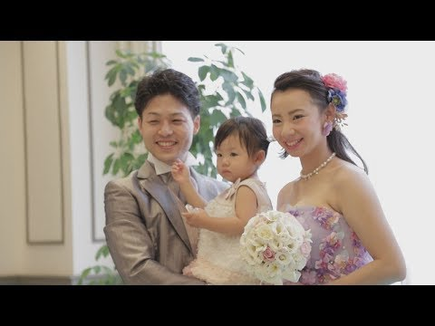 Shohei & Rina & Rin surprise wedding(2018.8.24)