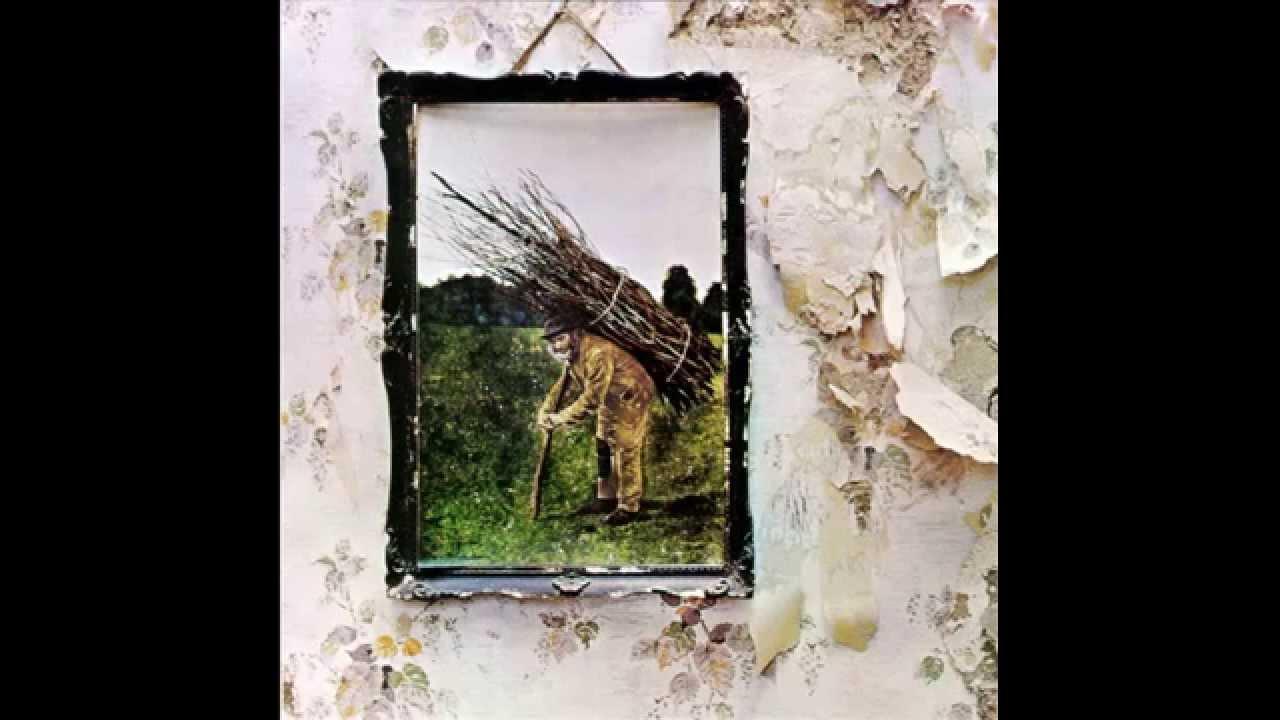 Led Zeppelin Iv Full Album Reversed Youtube