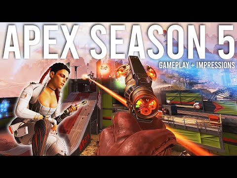 Apex Legends Season 5 Gameplay And Impressions