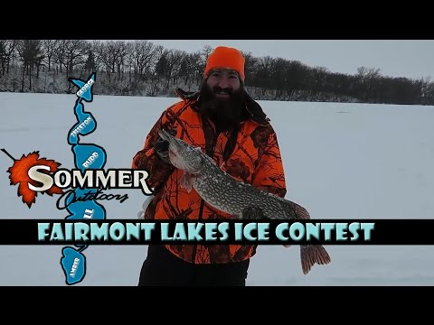 Fairmont Minnesota Lakes Foundations 3rd Annual Ice Fishing Contest!