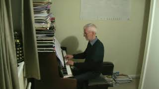 Sumer Is Icumin In - traditional folk song, arranged for Piano Solo