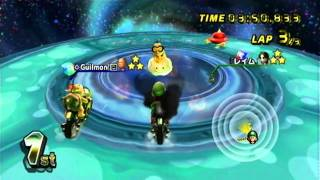 Mario Kart Wii - Galaxy Colosseum/Arena on WFC! + Code