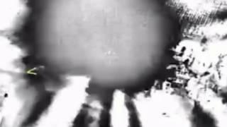 Уничтожение танка террористов в Сирии авиаударом ВКС РФ