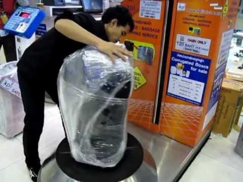 Bangkok Suvarnabhumi International Airport Luggage