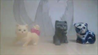 Обзор на статуэтки кошек