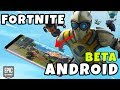 FORTNITE ANDROID BETA RELEASED