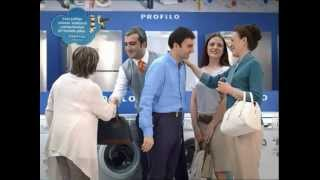 PROFİLO Çamaşır Makinesi Reklam Filmi / Commercial - 2010