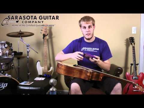 Acoustic Guitar Strings Shootout
