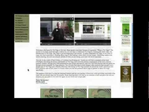 Introduction to YinYoga.com