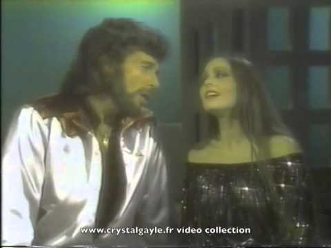 Crystal Gayle & Eddie Rabbit  Duet  CBS Special 2
