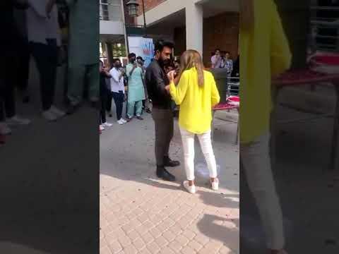 Propuesta matrimonio Pakistán