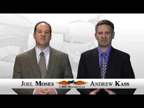 Meet Our Motorcycle Accident Attorneys | 1-800-Motorcycle