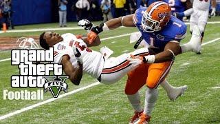 Gta 5 Football game mode