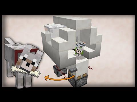 The SMART Minecraft Dog House! (redstone tutorial/PC-PE-CONSOLE)