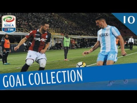 Goal collection - giornata 10 - serie a tim 2017/18