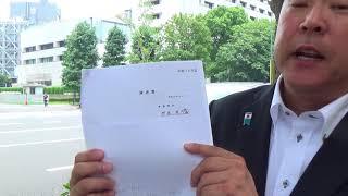 NHK下請け会社社長と立花孝志が裁判所の法廷で直接対決【証人尋問】 thumbnail