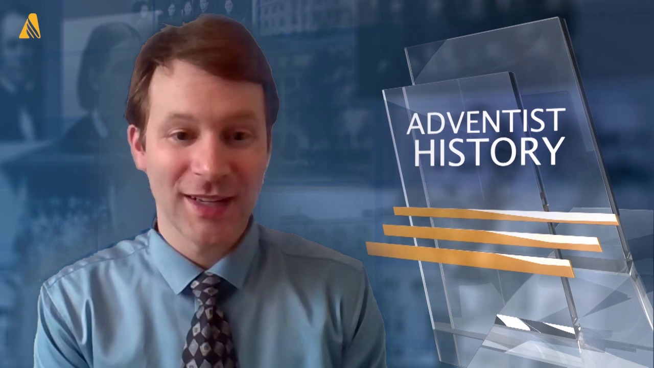 This Week in Adventist History (May 22, 2020)