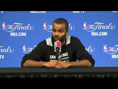 Tony Parker on how Tim Duncan has Influenced his Game