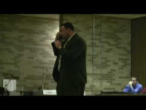 Pastor Oscar Ovalles Lynn Tech 2009 TDC Part 2