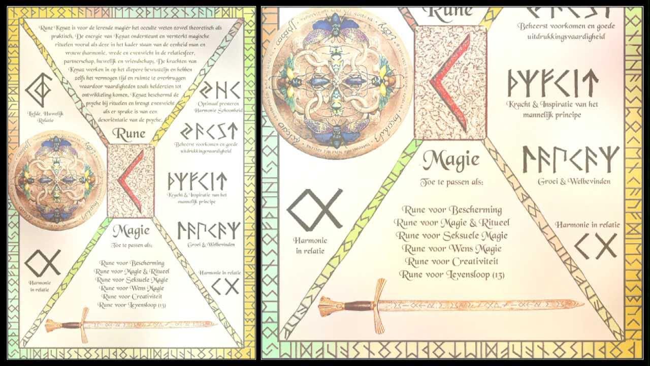 Risultati immagini per geheimnis der runen