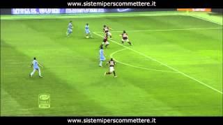 Gol Mauri S AS. ROMA vs SS. Lazio 11/01/2015 HD  alexu888.blogspot.com