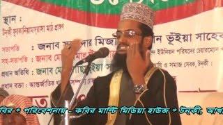 Mahfil Tonkey (টনকী)2016, Maulana Abdullah al amin